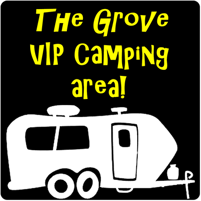 The Grove VIP Camping Area