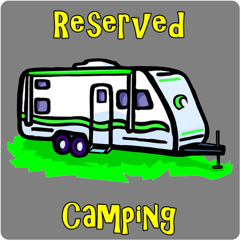Camping Reserved Section H2 - LJT's 31st Annual Texas Music Festival