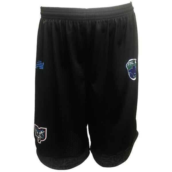 2018 Black Game Shorts