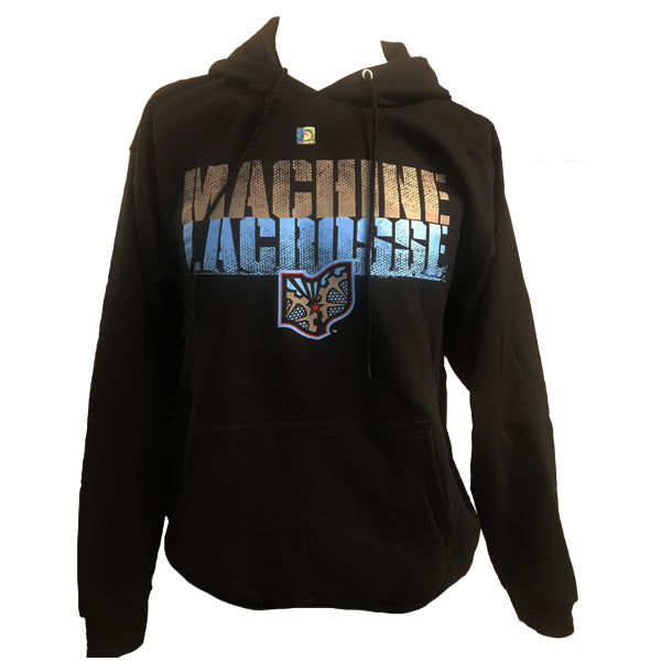Ohio Machine Black Hoodie