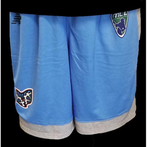 2018 Blue Game Shorts