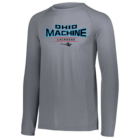 Ohio Machine Long Sleeve Tee