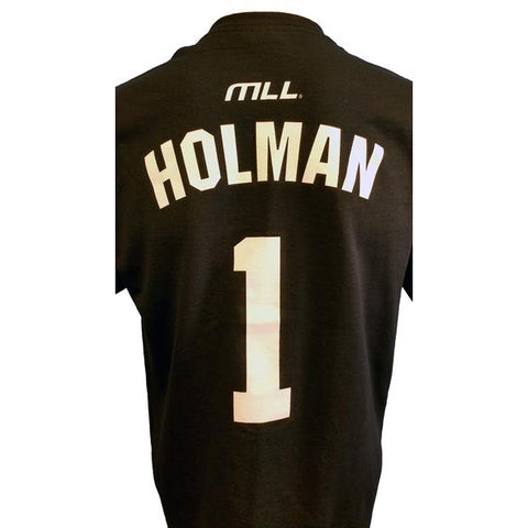 Player T- Holman 1 (Black)