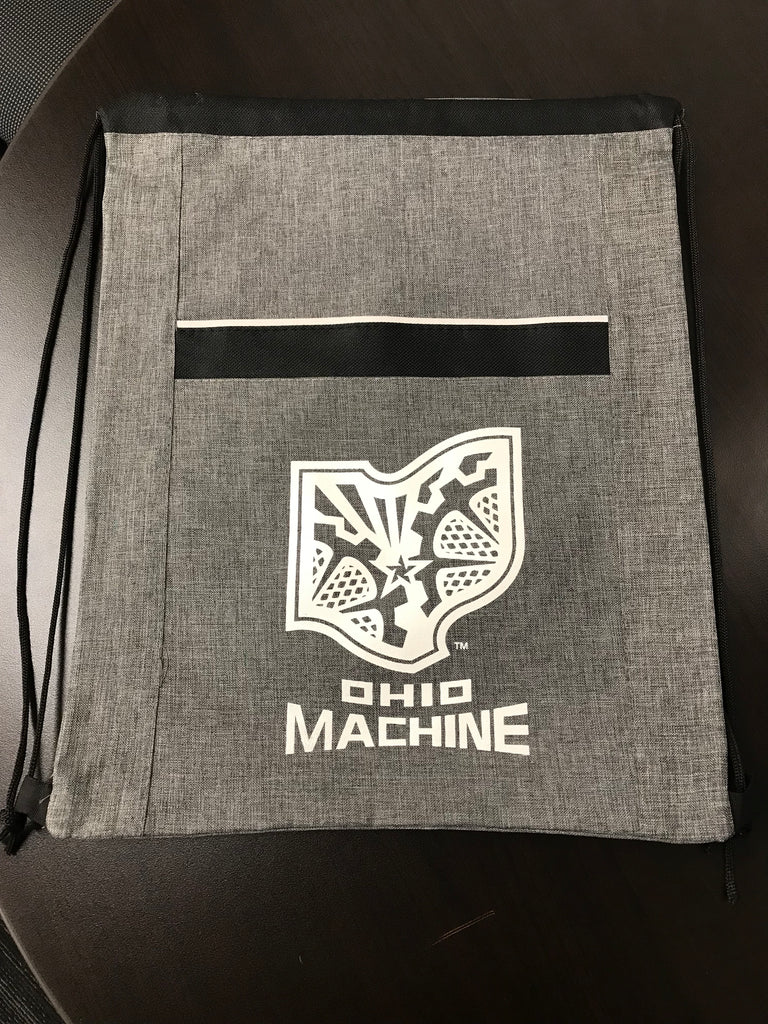 Machine Draw String Bag