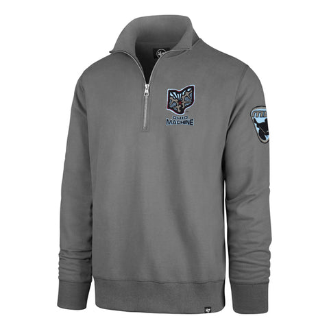 47 Brand Ohio Machine Striker 1/4 Zip Men's