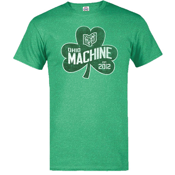 Ohio Machine St. Patrick's Day Shirt