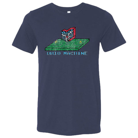 Machine Video Game Graphic T