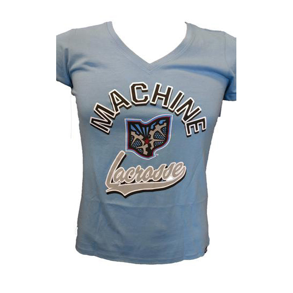 Ohio Machine Splitter V-Neck Tee