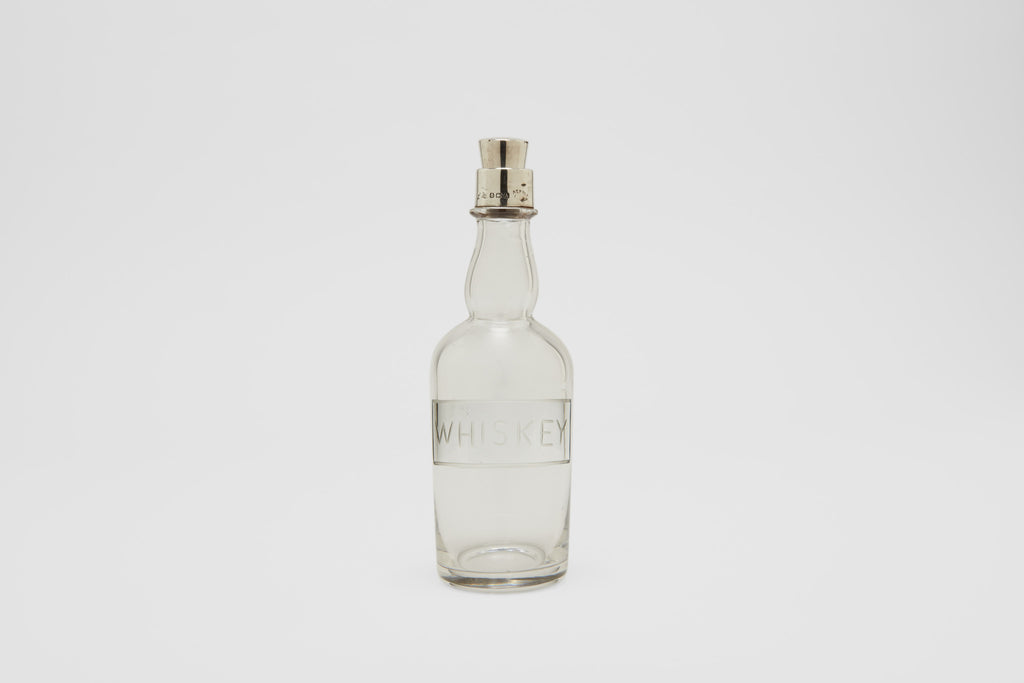 Asprey Miniature Whiskey Bottle