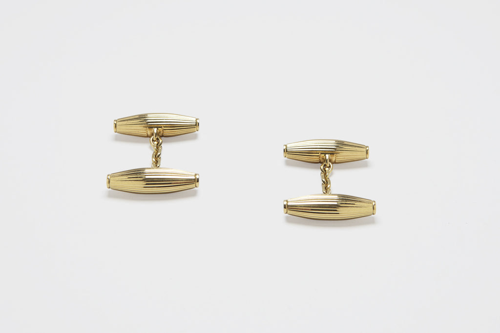 Gubelin Gold Cufflinks