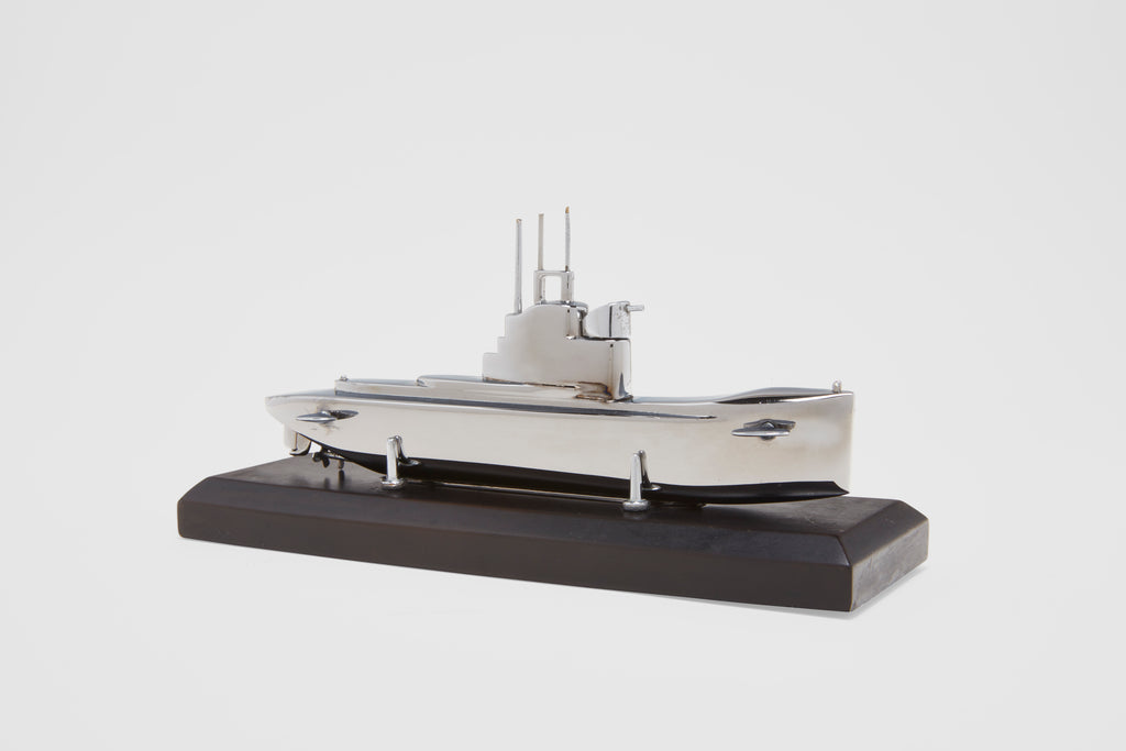 Early Submarine Desk Model