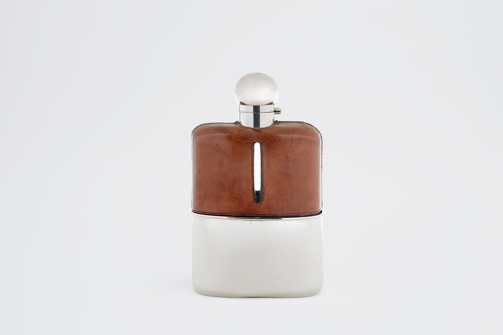 Extra-Large Drinking Flask with Removable Cup