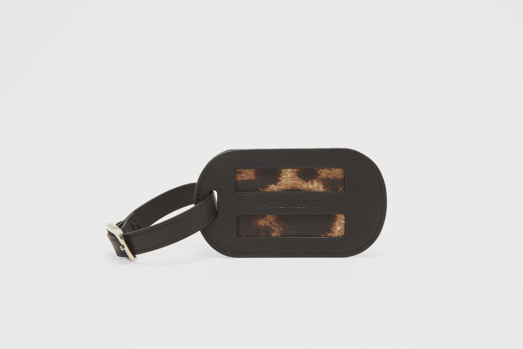 Gitman Bros. x Foundwell Luggage Tag