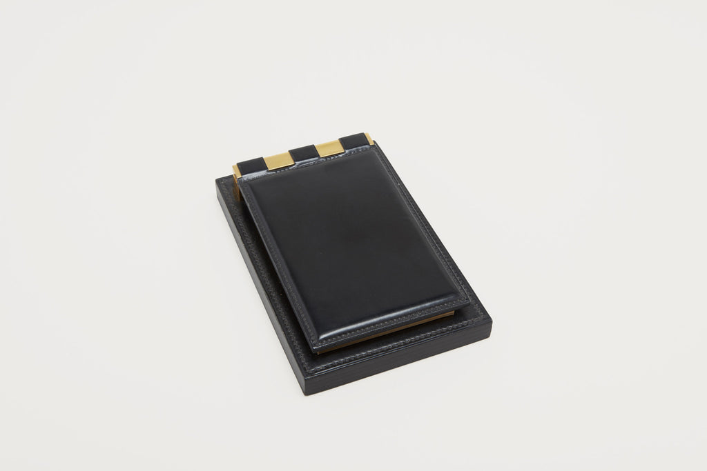Hermès Leather Notepad