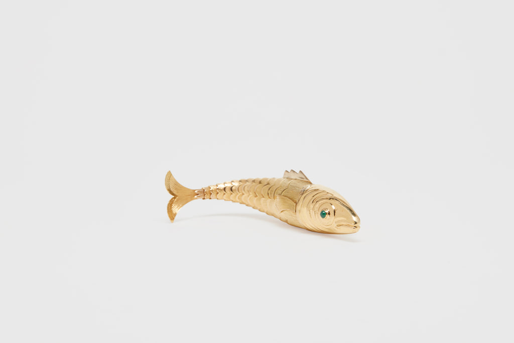 Gold Fish Lighter by Schlumberger for Tiffany & Co.