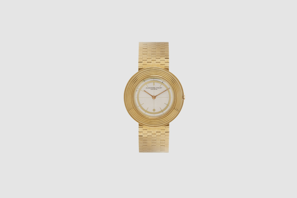 Audemars Piguet Yellow Gold Dress Watch