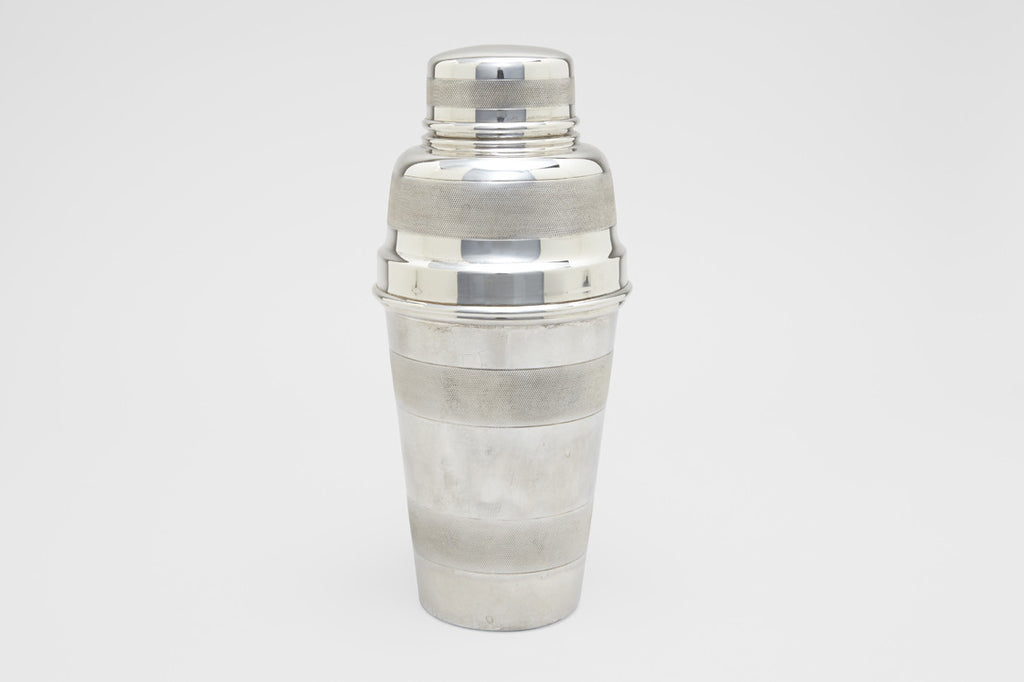Art Deco Sterling Cocktail Shaker