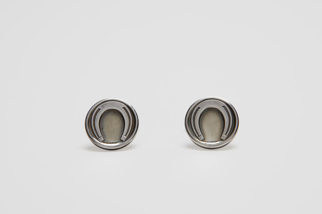 Georg Jensen Horseshoe Cufflinks