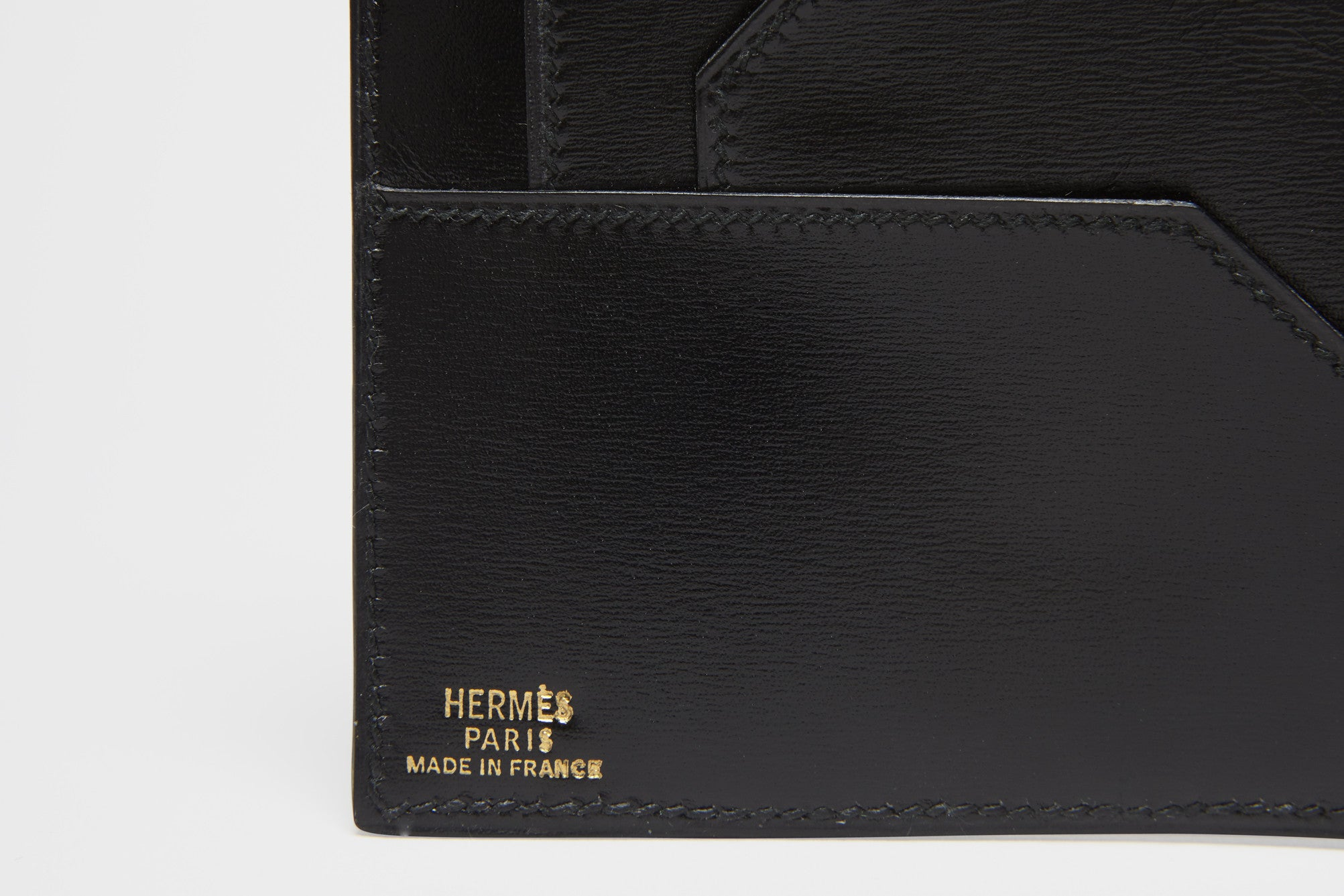 Herm s Calf Leather Billfold Wallet