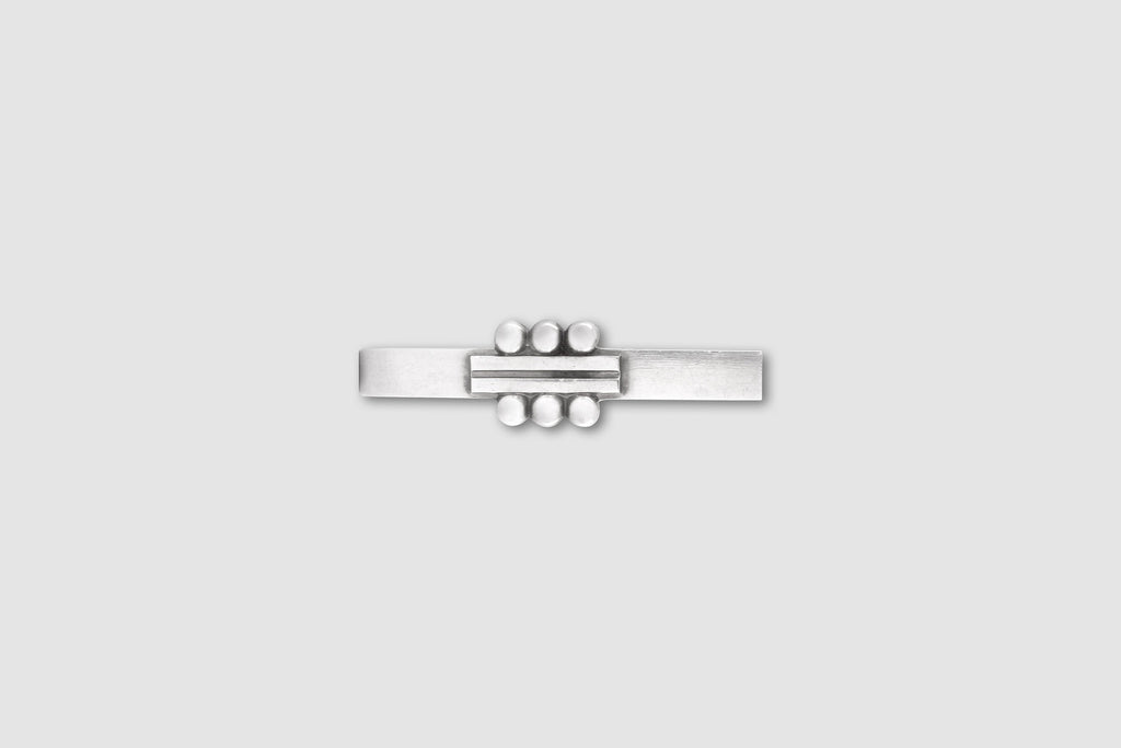 Georg Jensen Sterling Tie Bar