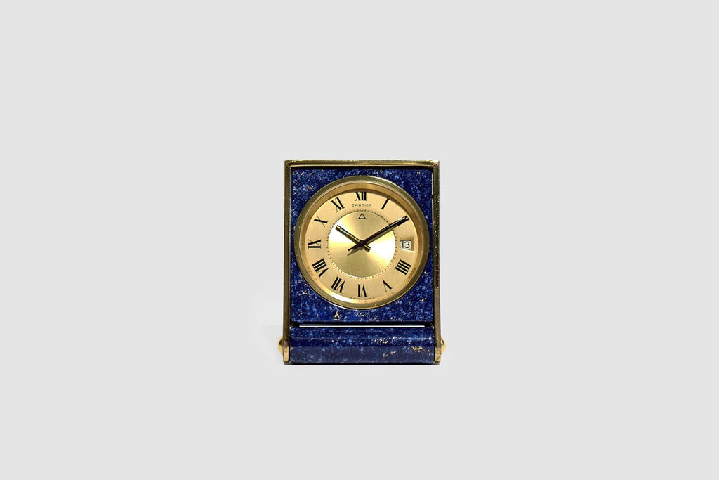 Jaeger LeCoultre Memovox Pocket Alarm for Cartier