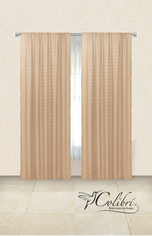 Cortinas Soft Beige