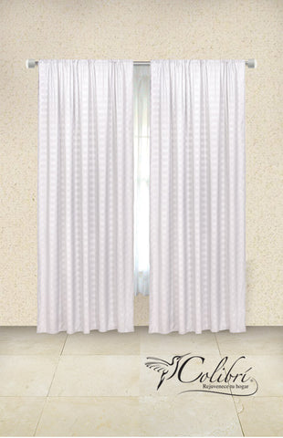 Cortinas Soft Blanco