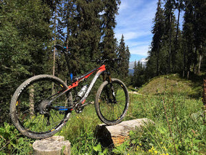 Cross-Country Mountain Bikes vs Trail Mountain Bikes