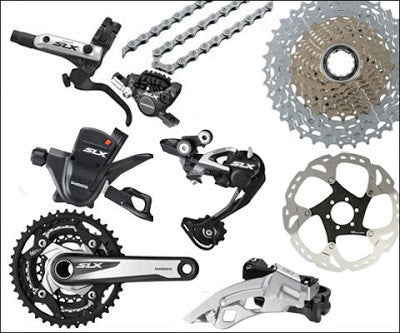 Shimano Mountain Bike Groupsets