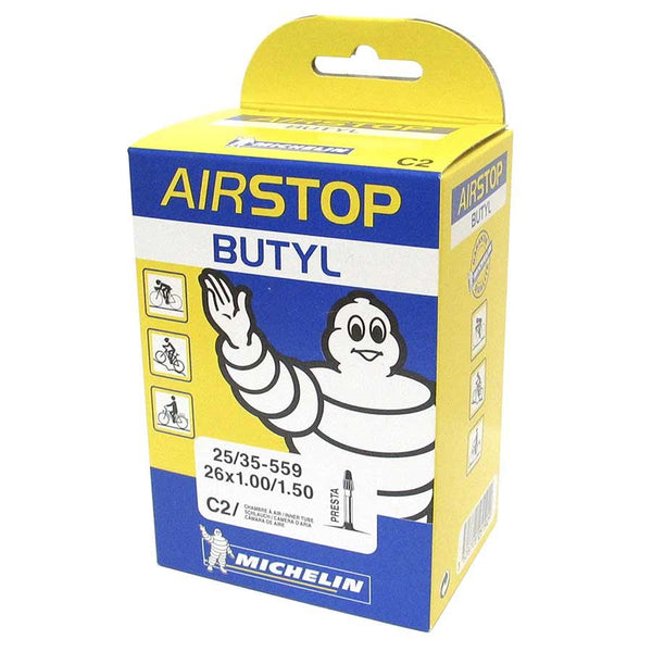 Michelin Airstop Butyl Bike Tube