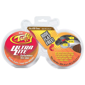 Mr.Tuffy Bicycle Tire Liners Ultra Lite Pair.