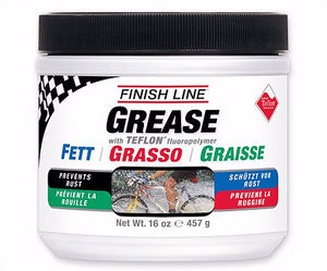 Finish Line Premium Synthetic Grease