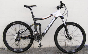 "KHS XC 604 Frame w/No Rear Shock 2012 26"" Limited Quantities!"