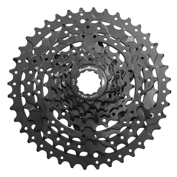 SunRace CSM680 M6 8 Speed Cassette Black