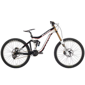 "KHS DH300 Frame 26"" w/ Fox DHX RC4 Shock 2013"