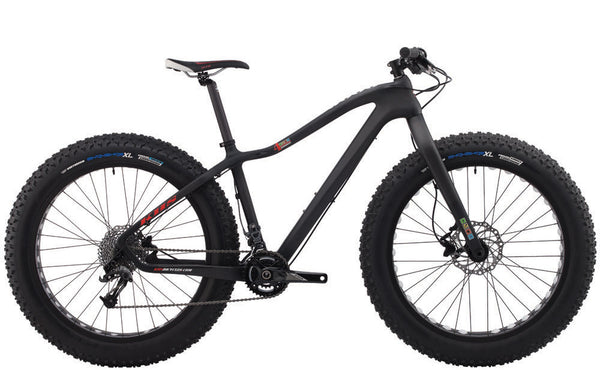 "KHS 4 Season 5000 Carbon Fat Bike Frame 26"" 2015 Limited Quantities!"