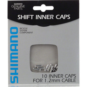 Shimano Cable End Tips Silver