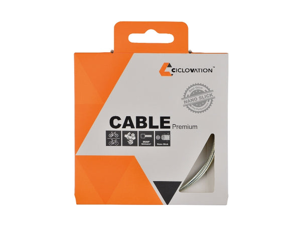 Ciclovation Premium Shifter Inner Cable Nano-Slick