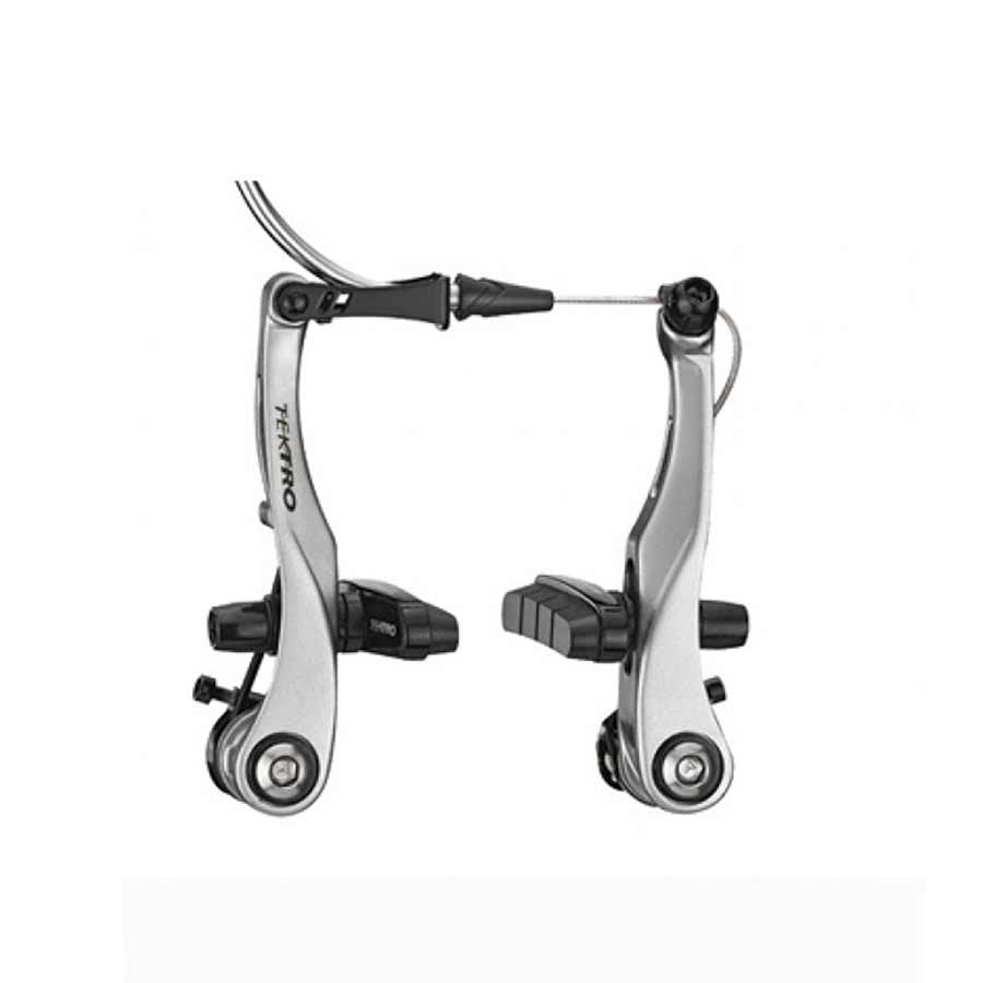Tektro 930AL Mini V Brake Pull Front /& Rear Brakes For BMX Cyclocross Road