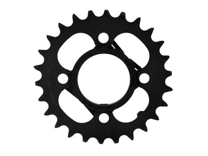 Shimano Alivio FC-M431-8 9 Speed Chainring Black