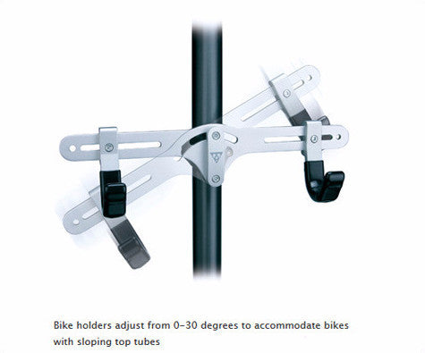 Topeak Dual Touch Two Bike Stand Blueskycycling Com