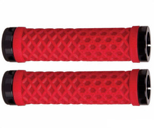 ODI Vans Lock On Grips w/ Clamps Bonus Pack