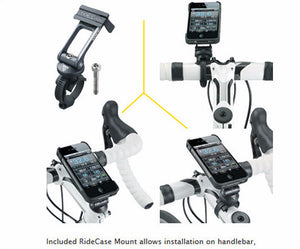 Topeak RideCase for iPhone 4/4S