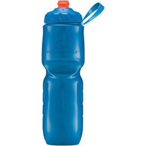 Polar Bottles Insulated Zip Stream Water Bottle 24oz.