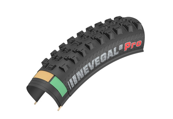 Kenda Nevegal 2 Pro Folding EN-DTC Tubeless Ready Tire 27.5