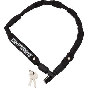 Kryptonite Keeper 411 Chain Key Lock 4mm x 65cm