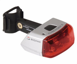 Sigma Sport Cuberider II Rear Tail Light