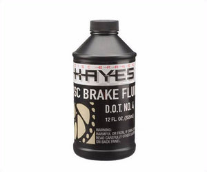 Hayes Dot 4 Disc Brake Fluid 12oz