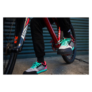 Afton Keegan MTB Cycling Shoes Limited Edition 90's