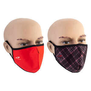HeadSweats Reversible Face Mask